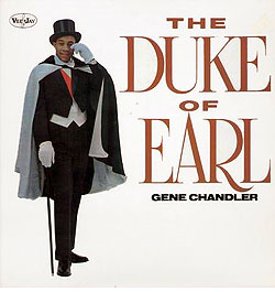 Gene Chandler, The Duke of earl