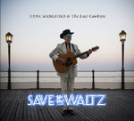 Hank's new album.  Save Me The Waltz.
